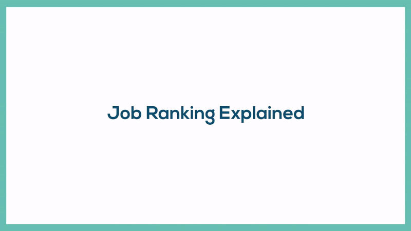 job ranking method explained