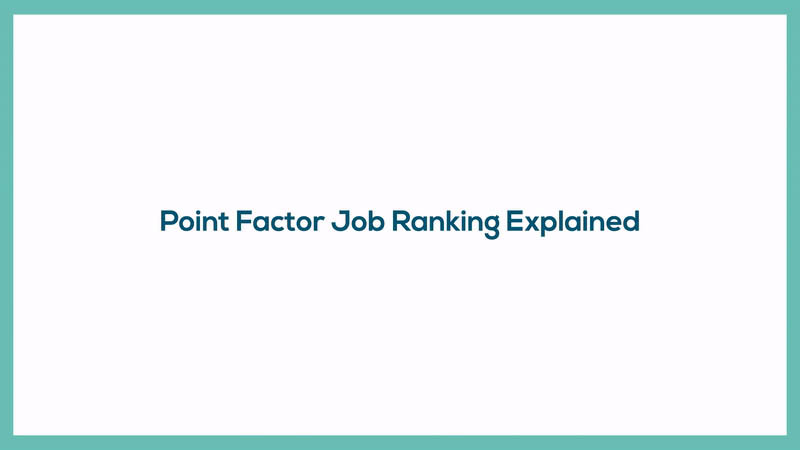 Point–Factor Job Evaluation Method explained